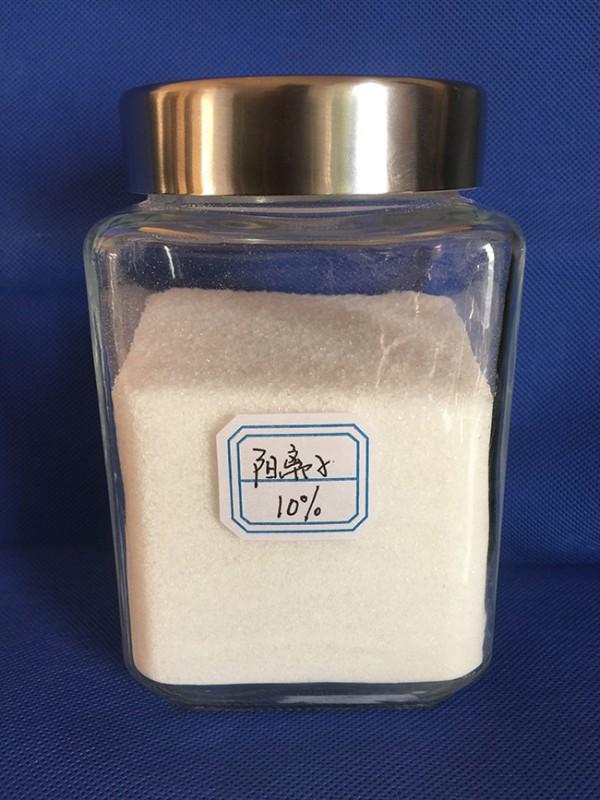 10%阳离子聚丙烯酰胺
