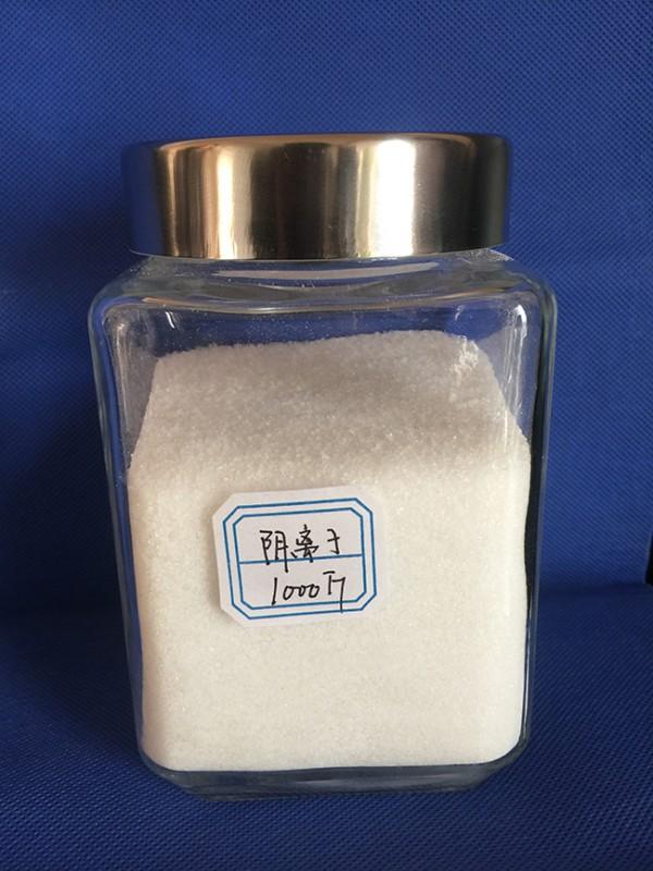 烟台1000万阴离子聚丙烯酰胺